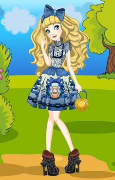Blondie Lockes - Ever After High by kellys2s2 on deviantART