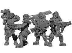 Holy pants - this guy can sculpt!  (these are not necromunda models - they are generic post-apocalyptic gang miniatures)  check out his catalogue: http://www.shapeways.com/model/1088973/miners-echothemirage-mix.html?li=productBox-search