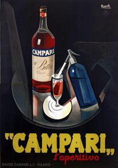Bitter Campari, l'Aperitivo