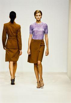 Prada Spring 1996 Ready-to-Wear Fashion Show - Trish Goff