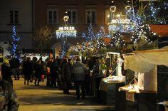 Jarmark Bożonarodzeniowy na Rynku staruje już 6 grudnia! #christmas #christmasmarket