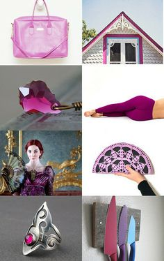 purple again by Ginger Zoo and Co. on Etsy--Pinned with TreasuryPin.com