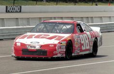 This car was good on the restrictor plate tracks in 1997 and he got a Daytona win shortly after this race for Yarborough. Nascar Cars, Nascar Racing, Race Cars, Chase Elliott, Grand National, Ford Thunderbird, Vintage Race Car, Cool Cars, Vehicles