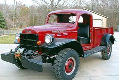 1966 Dodge WM300 Power Wagon