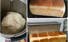 Recipe Jumbo White Bread Loaf - Thermomumma by _b_e_v_, learn to make this recipe easily in your kitchen machine and discover other Thermomix recipes in Breads & rolls. Savoury Baking, Savoury Dishes, Bread Baking, Savoury Recipes, Pain Thermomix, Thermomix Bread, Bread Improver, Bellini Recipe, How To Make Dough