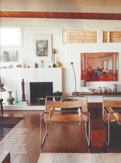 "urbnite: ""Wassily Chair by Marcel Breuer """