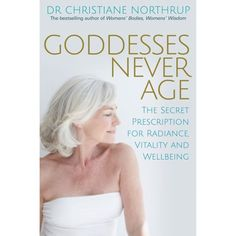 Dr Christiane Northrup uses cutting-edge scientific research to show how our lives can change when we put aside our fear we're going to fall, or fall apart. The latest principles for ageless living, from rejecting processed foods to releasing stuck emotions, are laid out here and shows how, in our later years, we can expect vibrant good health, a fulfilling sex life, the ability to move our bodies with ease and pleasure and enjoy clarity and authenticity in all relationships.