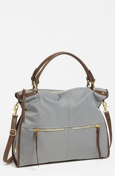 Why are cute purses always SO big?!?  Steven by Steve Madden 'Easy Going' Tote | Nordstrom