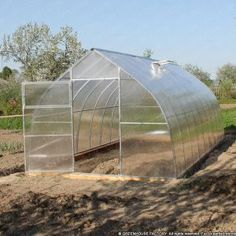 Polycarbonate Greenhouse Drop 20 Polycarbonate Greenhouse, Pressure Treated Timber, Galvanized Pipe, Top Soil, Garden Accessories, Growing Flowers, In The Heights, Arch, Building