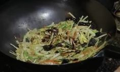 DIY Singapore Food (11) Moo Shu Vegetables  http://easydiy365.com/?p=36868