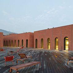Alhóndiga bilbao architecture philippe starck openhouse barcelona 1