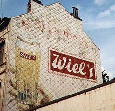 Vintage Wiel's beer