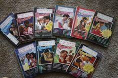 Lot of 10 vintage Harlequin World's Best Romances by TheKindLady on Etsy