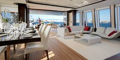 Helix by Feadship - short listed for the Motor Yacht over 40 metres Award in the International Yacht and Aviation Awards 2013...