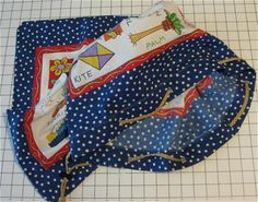 Free Bag, Tote, Clutch, Backpack, Pocketbook & Purse Patterns : Convert a Pillowcase in to a Laundry Bag