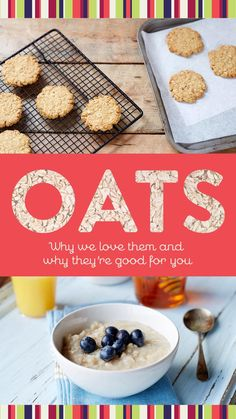 Here at Delicious Alchemy, we love our oats. They're healthy, filling and totally delicious. But what is it about them that makes oats good for you? Gluten Free, Breakfast, Healthy, Tips, How To Make, Ideas, Food, Glutenfree, Morning Coffee