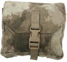 Tactical Tailor Fight Light Multi-Purpose Pouch: Ranger Green