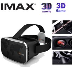 New VR Box 3D Glasses Virtual reality headset 360 viewing Suitable For iPhone…