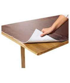 Felt Table Protector - 105 x 230cm. (Just make one from felt or vinyl for the trunk)