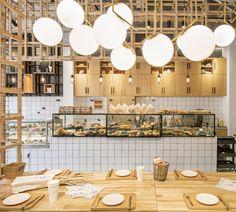 Galería de Restaurant Beauty Free Baking / ZONES DESIGN - 9