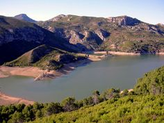 Embalse de Buseo, Chera Parque Natural, Spain, River, Outdoor, World, Community, Europe, Valencia Spain, Earth