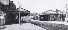 Railway Station Tavistock 3 Dartmoor National Park, Disused Stations, Tavistock, Water Tower, Plans, Surrey, Devon, Arch, National Parks