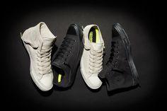 65ce818973cc Footwear  Converse Chuck Taylor All Star II Gets The Monochromatic Treatment