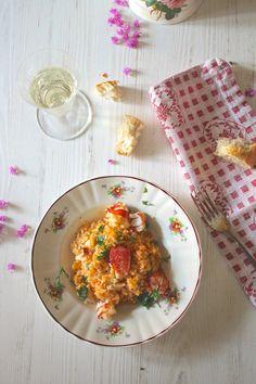 Cook & Spoon: ARROZ CON BOGAVANTE