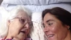 Woman with Alzheimer's connects with daughter in viral video