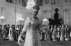 Princess Zinaida Yusupova in her1903 Masquerade Ball costume.