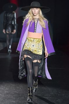 #FaustoPuglisi  #fashion #Koshchenets     Fausto Puglisi Fall 2017 Ready-to-Wear Collection Photos - Vogue