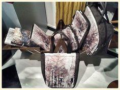 """Accessori collezione """"Mon Amour"""". Fashion bags, pochette, porta tablet e agende."""