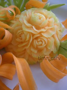 Holiday Melon Plate by wtimm9, via Flickr
