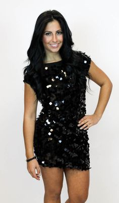 Keep Shining Dress | Wow Couture, $69.00 (http://vampedboutique.com/keep-shining-dress-wow-couture/) #sequins #newyears #holiday