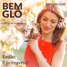 """Vem com a gente conferir mais um post florido da Helena Lunardelli, florista que estará no """"Um dia Bemglô"""" falando sobre sua linda arte. Vem! :3 #bemglo #estilo #eprimavera #umdiabemglo #helenalunardelli"""