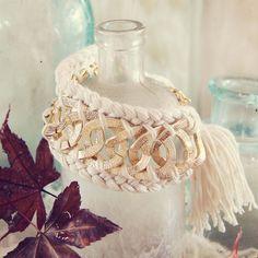 Braid & Loom Bracelet, gorgeous!