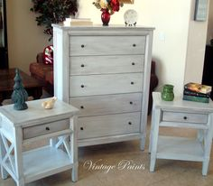 glaze distresses bedroom set vintage paints painted furniture