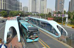 BUS STATION: CHINA