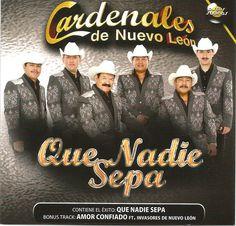 Download Cardenales De Nuevo Leon - Que Nadie Sepa 2014 - Sinaloa-Mp3