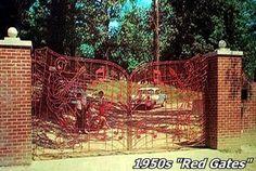 Graceland gates 50's