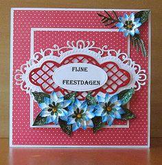 AUGUSTUS 2013 - Marianne Creatables Design Die Handmade Card