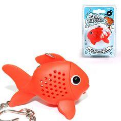 Goldfish Tea Infuser