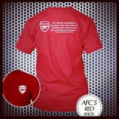 Arsenal Red