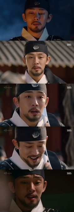 [Spoiler] Added episode 48 captures for the #kdrama 'Six Flying Dragons'