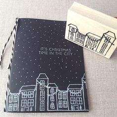 Impress Cards & Crafts: In the City
