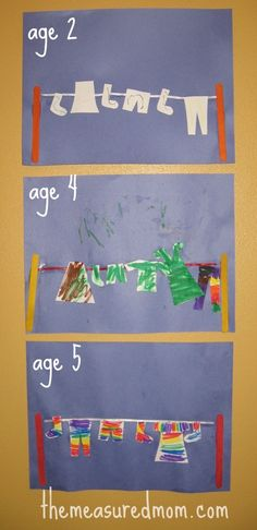 clothes crafts for preschoolers | ... the measured mom 497x1024 11 Crafts for Preschool: The Letter L
