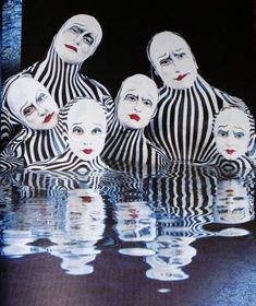 My all time favorite Cirque! Clown Cirque, Le Clown, Dark Fantasy Art, Day Of Dead, Pierrot Clown, Dark Circus, Clowning Around, Send In The Clowns, Night Circus