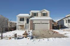 6320 Balance Circle - Home for Sale in Stetson Hills  #ColoradoSprings #House