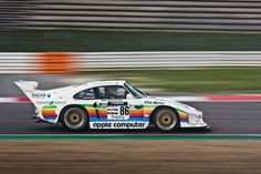 Apple Computer Porsche 935K3 at Nurburgring