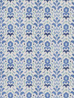 Stroheim Montenegro-Navy Blue by Dana Gibson 4699702 Luxury Decor Fabric Blue And White Fabric, Blue Fabric, Textile Design, Fabric Design, Rose Quartz Serenity, Global Decor, Blue Wallpapers, Home Wallpaper, Luxury Decor